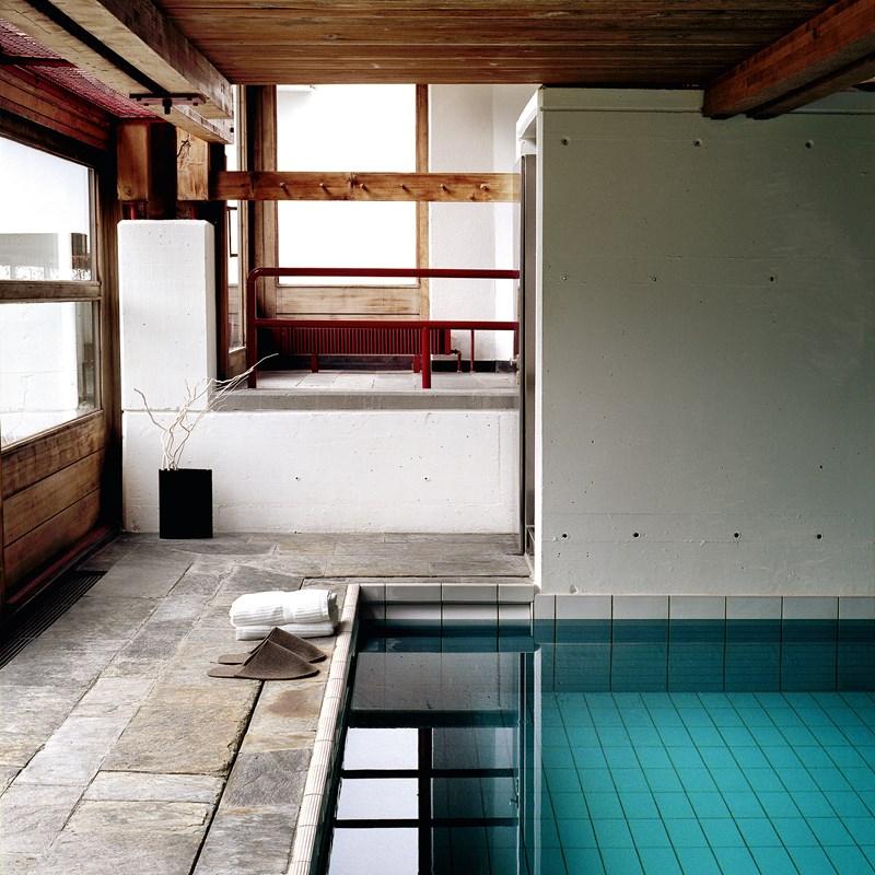 A Spa Hotel In Austria