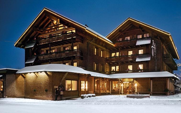 Vorarlberg Tourism Hotel Post Bezau