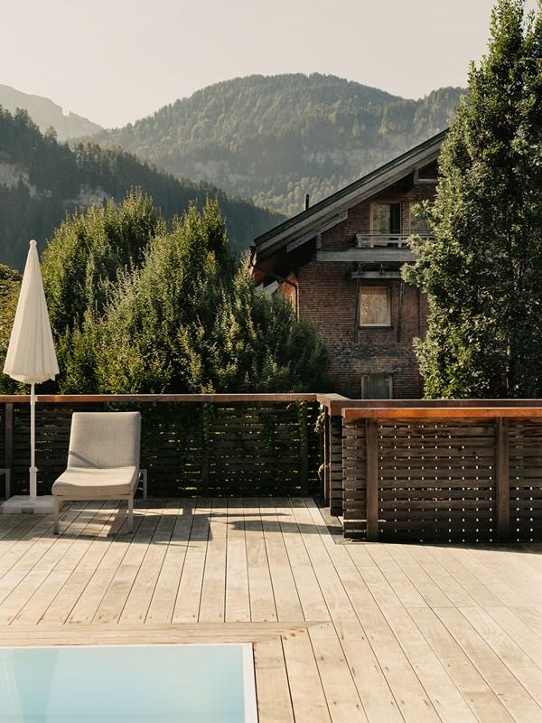 Hotel Post Bezau Bregenzerwald Urlaub